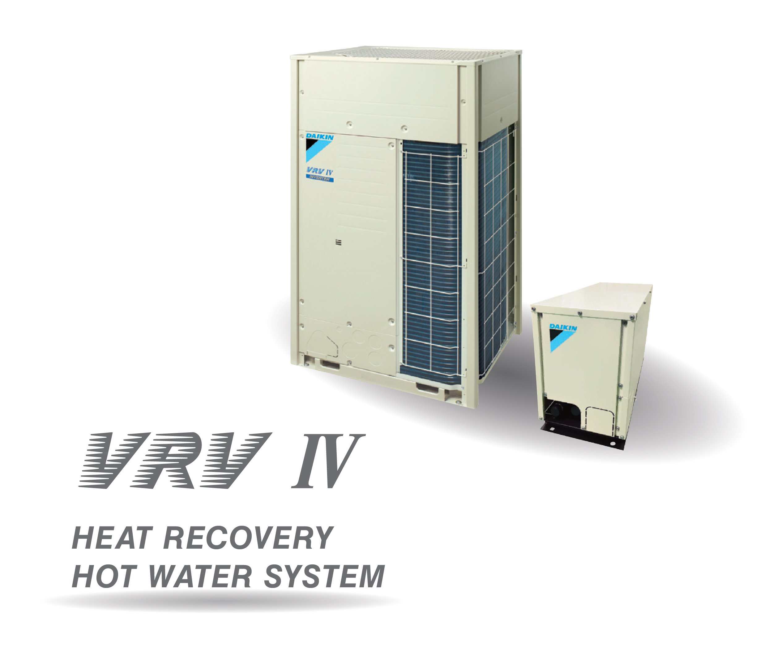 Daikin VRV IV Heat Recovery Hot Water centralized air
